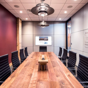 Boardroom at Enclave Development