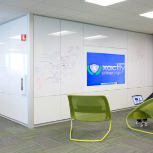 smartt interior construction Xactly University Santa Clara, CA