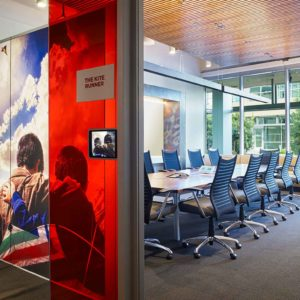 Netflix Headquarters built and designed by smartt interior construction