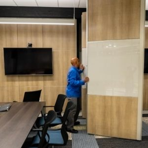 smartt interior construction functional whiteboard