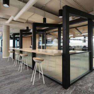functional office space redesign smartt interior construction