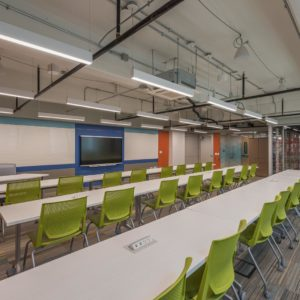 smartt interior designs large conference room