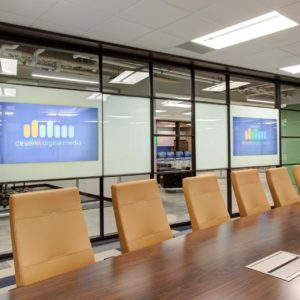 smartt interior construction large board room