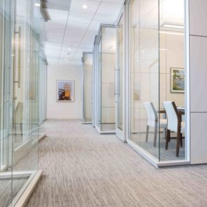 Smartt Interior Construction designs Alerus FInancial