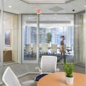 Dirtt builds see-through offices for Alerus Financial