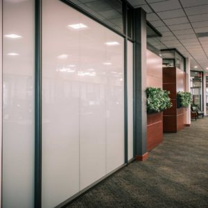 Bell Bank Fargo offices with Dirtt walls