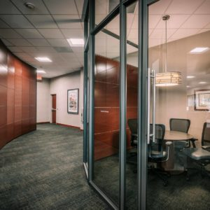 Smartt Interior Construction builds Bell Bank corporate office